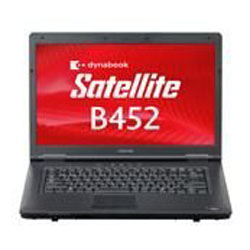 東芝 dynabook Satellite B452
