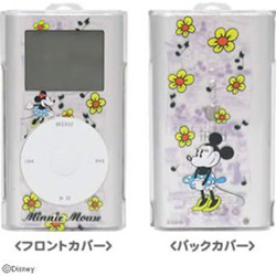 RUNA Disney Clear Cover For iPod Mini(ミニー)2392261002詳細へ